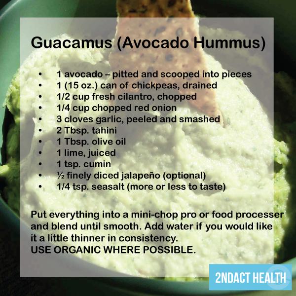 guacamus